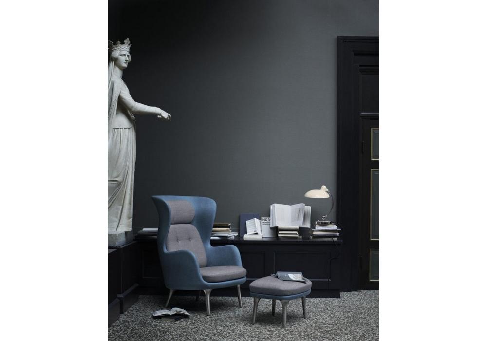 Kaiser idell luxus lampe de table fritz hansen milia shop