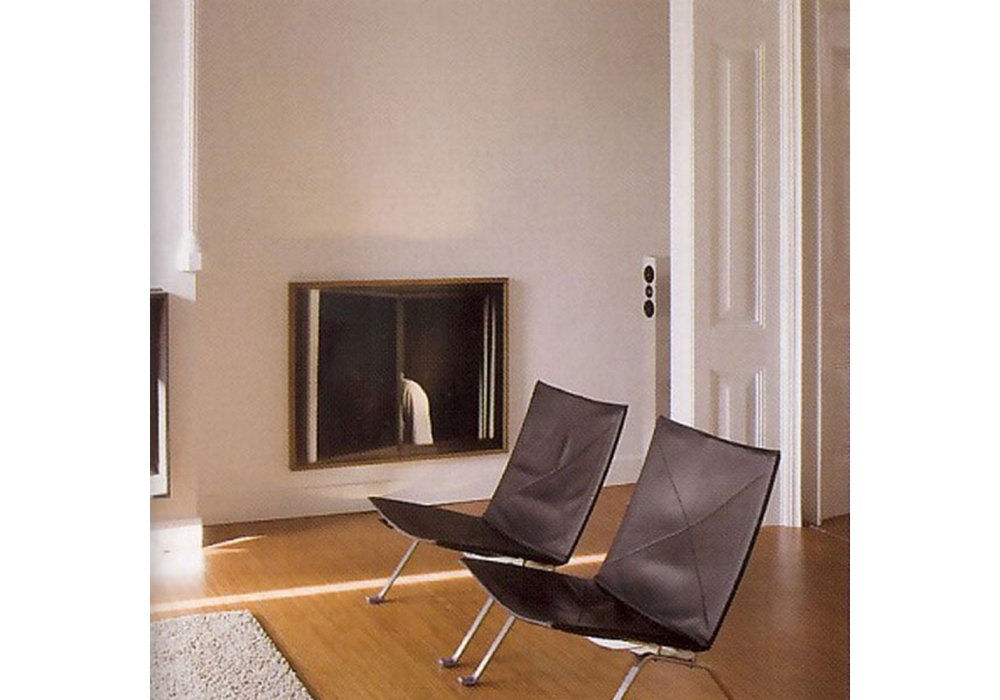 pk22 lounge chair fritz hansen milia shop. Black Bedroom Furniture Sets. Home Design Ideas