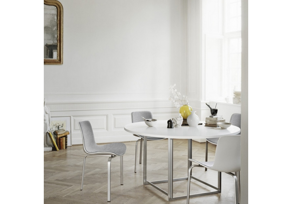 pk58 tisch fritz hansen milia shop. Black Bedroom Furniture Sets. Home Design Ideas