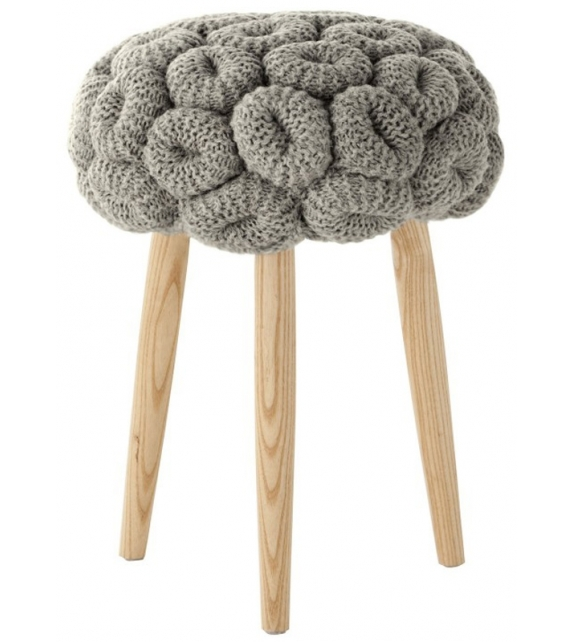Knitted Rings Stool Gan