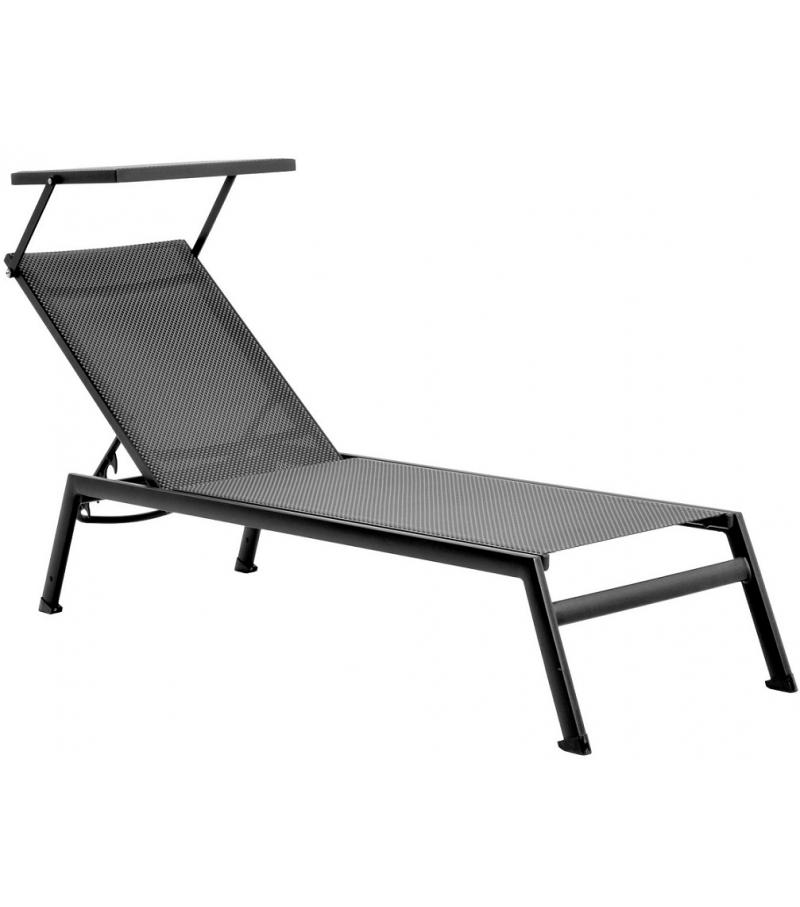 Victor Sunlounger With Capote Varaschin