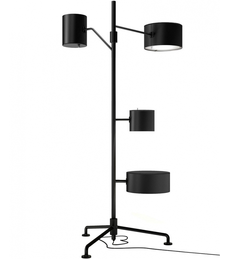 statistocrat floor lamp moooi milia shop. Black Bedroom Furniture Sets. Home Design Ideas