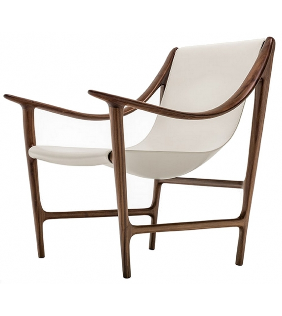 Swing Armchair Giorgetti