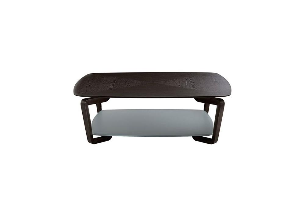 fiorile table basse double plateau poltrona frau milia. Black Bedroom Furniture Sets. Home Design Ideas