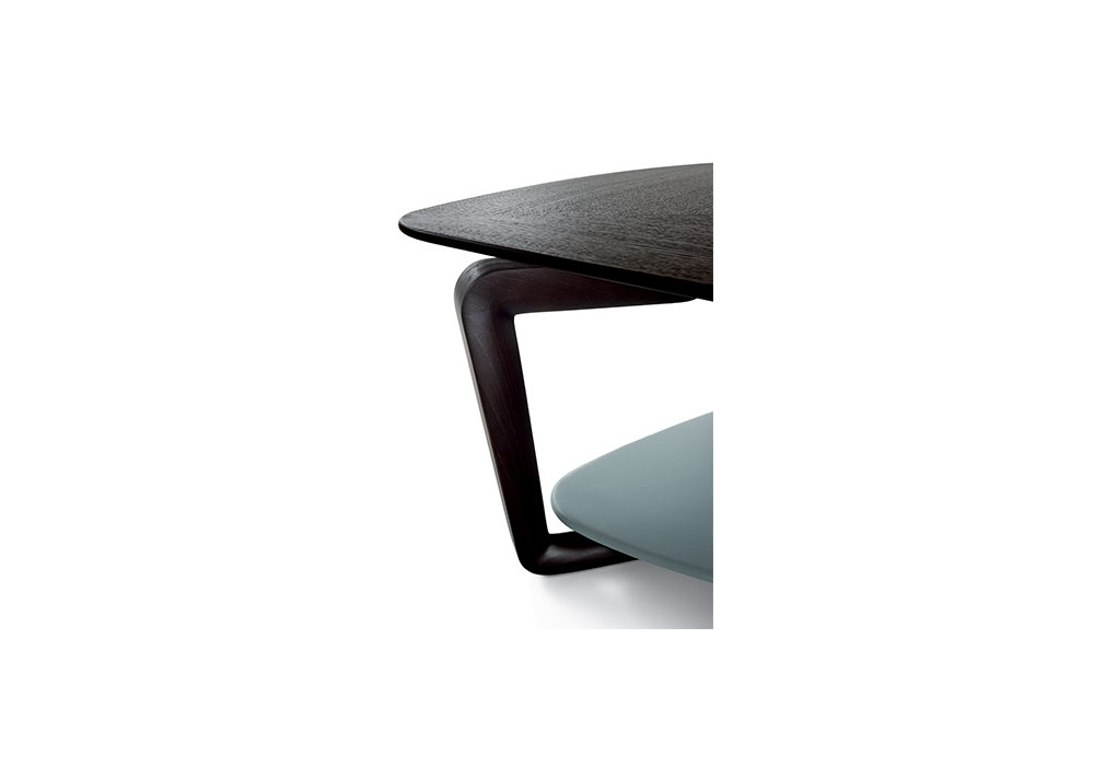 Fiorile table basse double plateau poltrona frau milia for Table basse double plateau