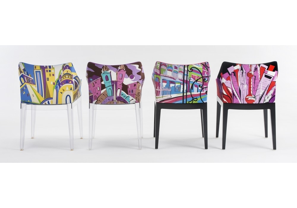 Madame world of emilio pucci armchair kartell milia shop - Copie chaise kartell ...