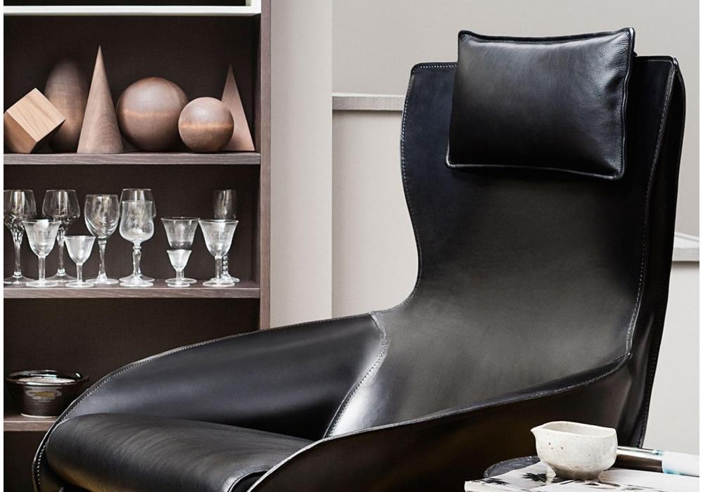 Gartensessel lounge  423 Cab Lounge Sessel Cassina - Milia Shop