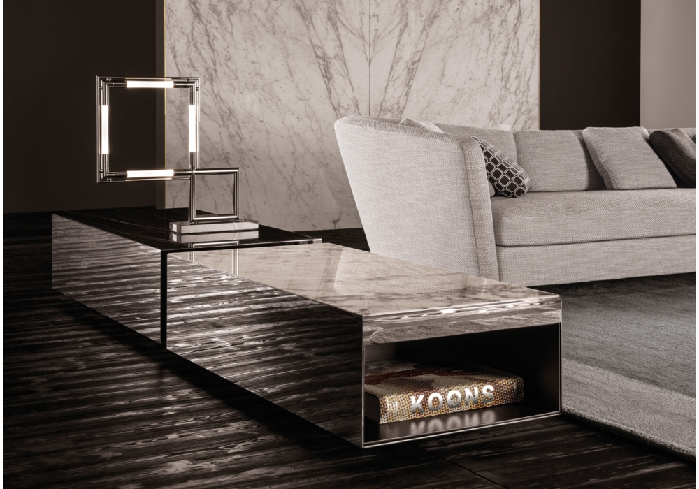 Elliott table basse minotti milia shop - Meubles minotti ...
