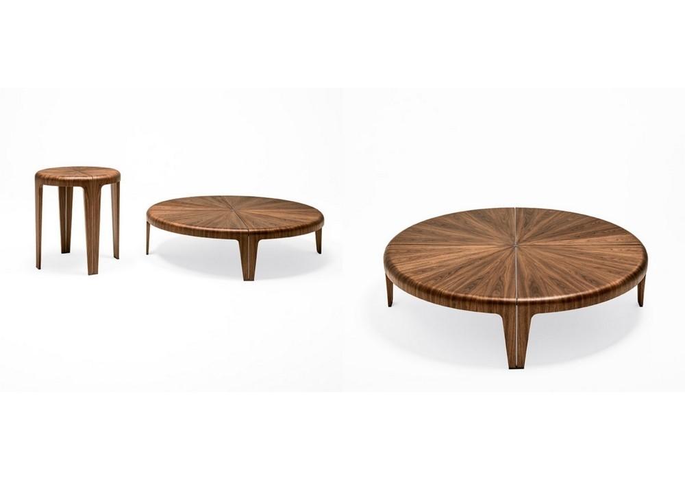 Round Low Table Giorgetti Milia Shop