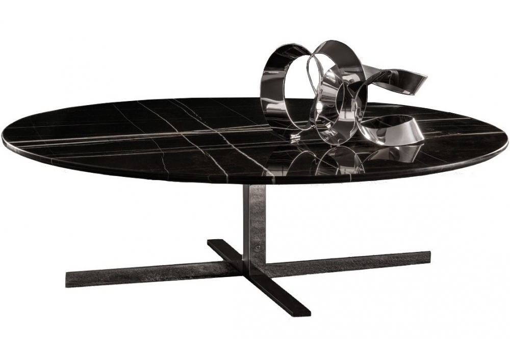 Catlin Round Coffee Table Minotti Milia Shop