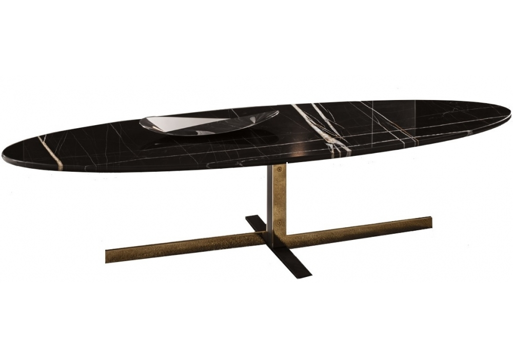 Catlin Oval Coffee Table Minotti Milia Shop