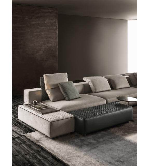 Yang Modular Sofa Minotti