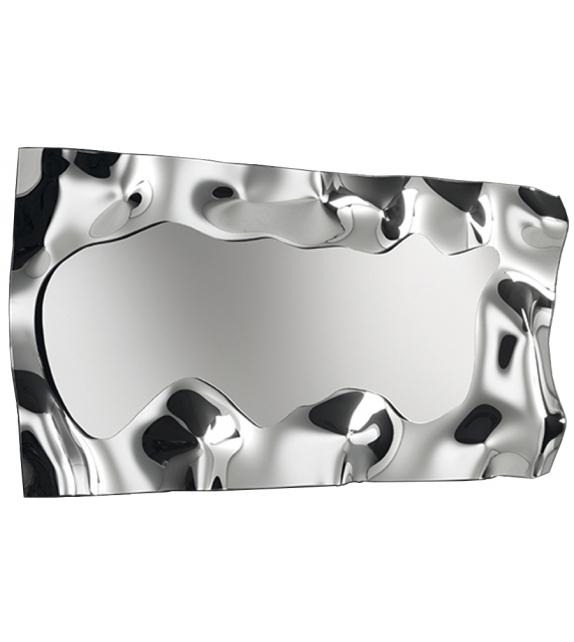 Phantom B Specchio Rettangolare Fiam