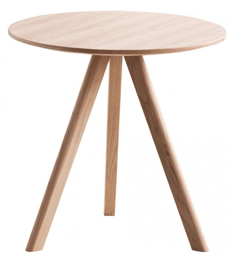 Copenhague Round Coffee Table CPH Hay Milia Shop - Round end table with doors