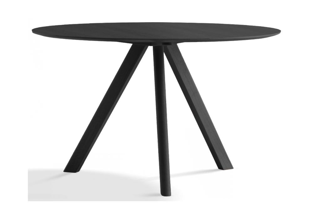 copenhague round table cph20 tisch hay milia shop. Black Bedroom Furniture Sets. Home Design Ideas