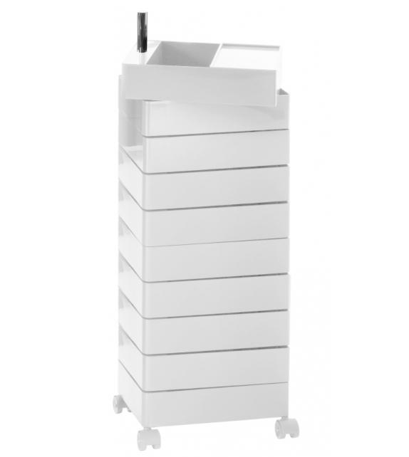 360° Container 10 cassetti