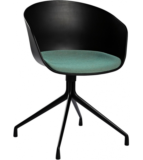About a Chair AAC 20 Hay Drehstuhl Mit Kissen