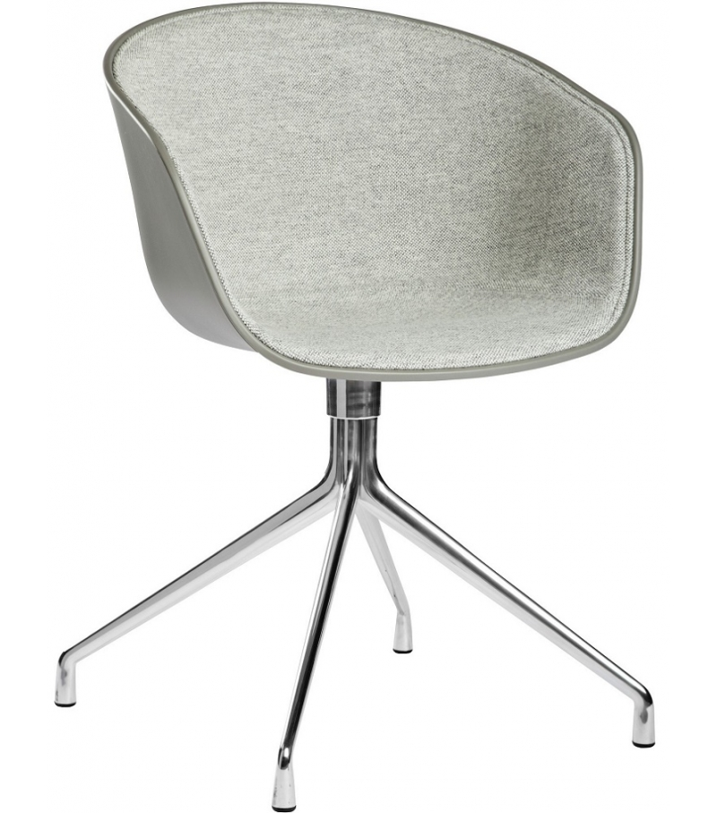 Hay About a Chair AAC 20 Armchair With Front Upholstery