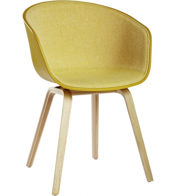 About A Chair Aac 22 Stuhl Mit Frontpolster Hay Milia Shop
