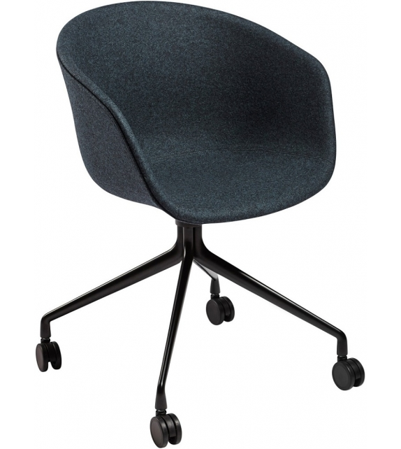 Hay: About a Chair AAC 25 Swivel Armchair