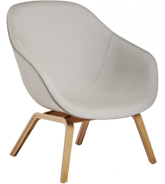 About a Lounge Chair Low AAL 83 Hay Butaca