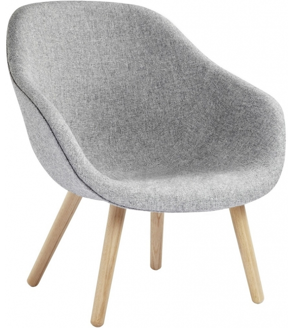About a Lounge Chair Low AAL 82 Hay Armchair