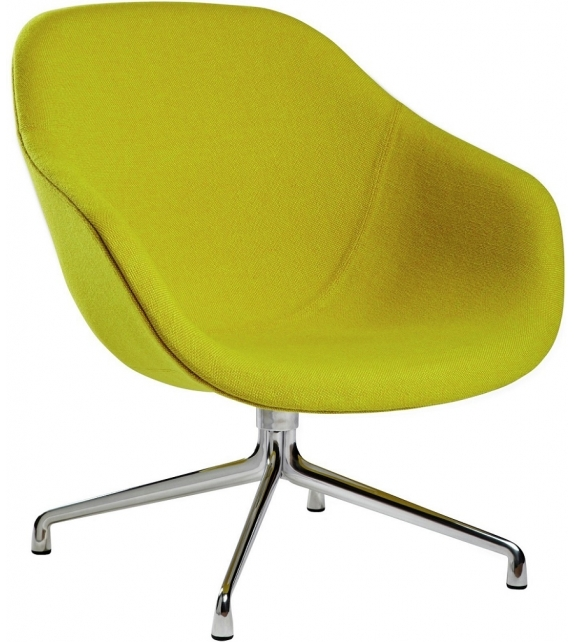 About a Lounge Chair Low AAL 81 Hay Sessel