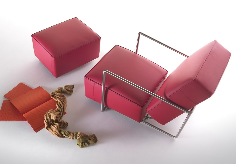 A b c armchair flexform milia shop for Chaise longue flexform