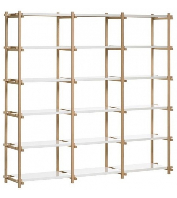 Woody High Shelving Sistem Hay