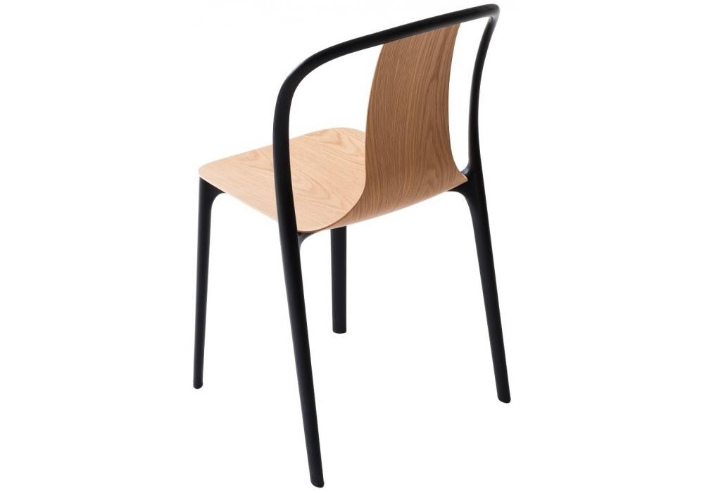 belleville chair wood stuhl vitra milia shop. Black Bedroom Furniture Sets. Home Design Ideas