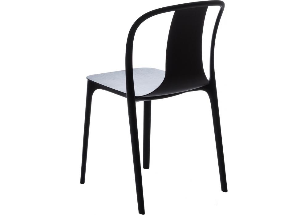 Belleville Chair Wood Chaise Vitra - Milia Shop