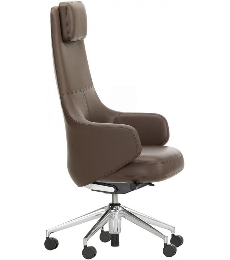 Beau Grand Executive Highback Chair Vitra