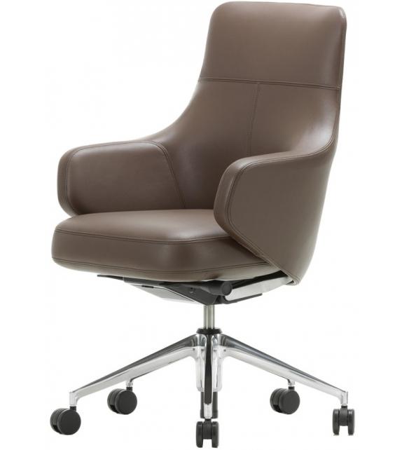 Grand Executive Lowback Chair Vitra