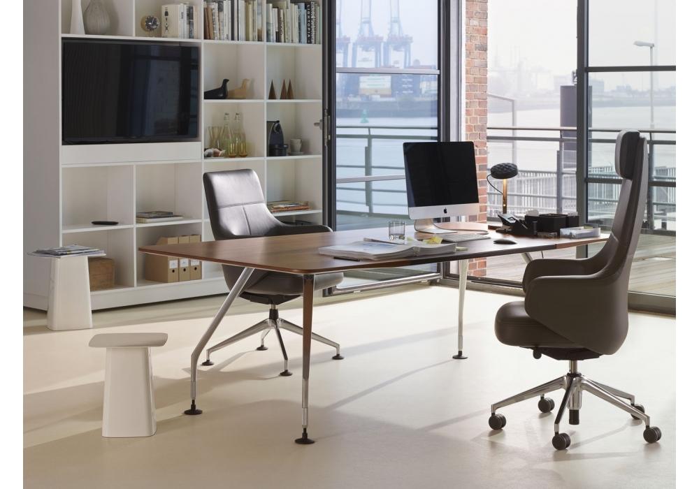Grand executive lowback sedia vitra milia shop - Sedie vitra ufficio ...