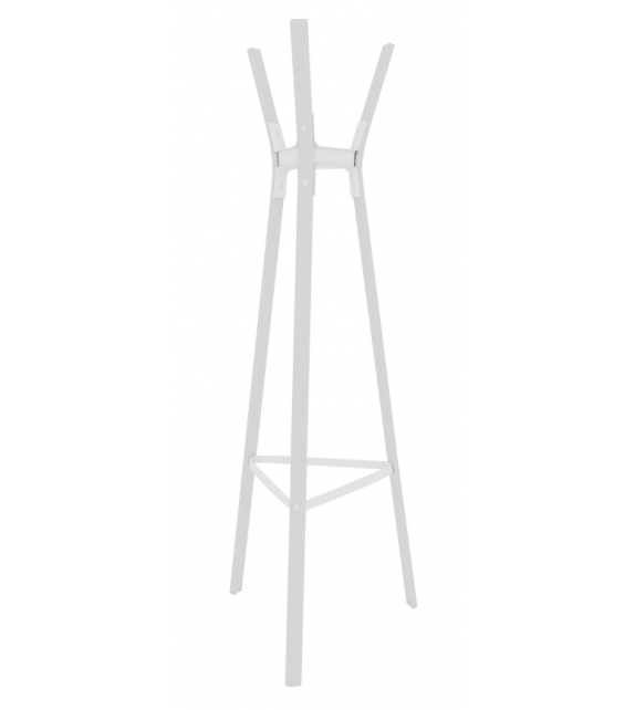 Steelwood coat stand