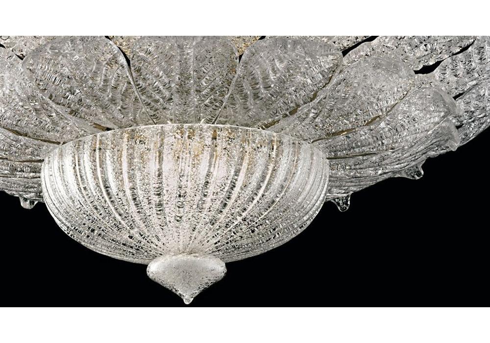 Plafoniere Classiche A Soffitto : Excelsior lampada da soffitto barovier&toso milia shop