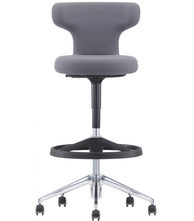 Pivot High Stool Chair Vitra Milia Shop