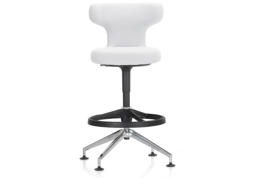 pivot counter stool stuhl vitra milia shop. Black Bedroom Furniture Sets. Home Design Ideas