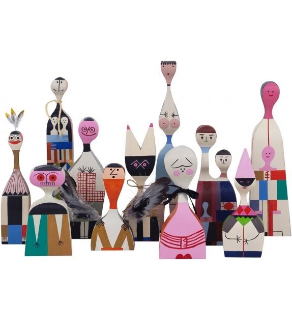 Wooden Dolls objets