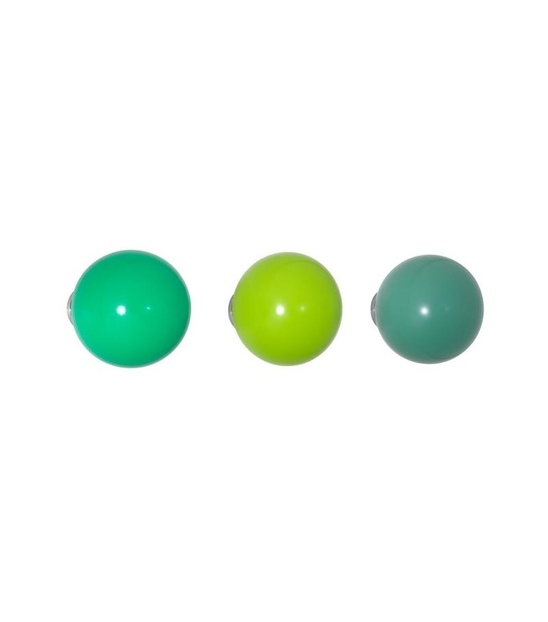 Coat Dots Set of 3 Balls Vitra