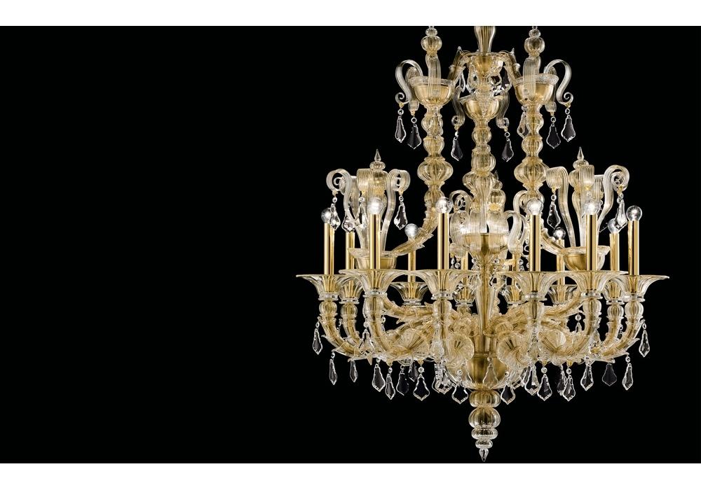 Riyadh chandelier barovier toso milia shop for Barovier e toso