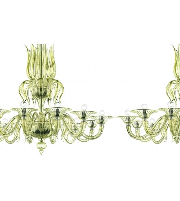 Fauve Barovier&Toso Chandelier