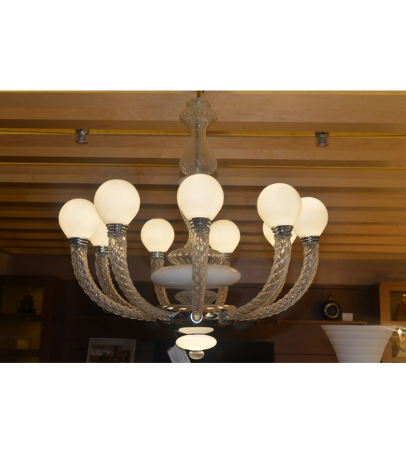 Pigalle Chandelier Barovier&Toso