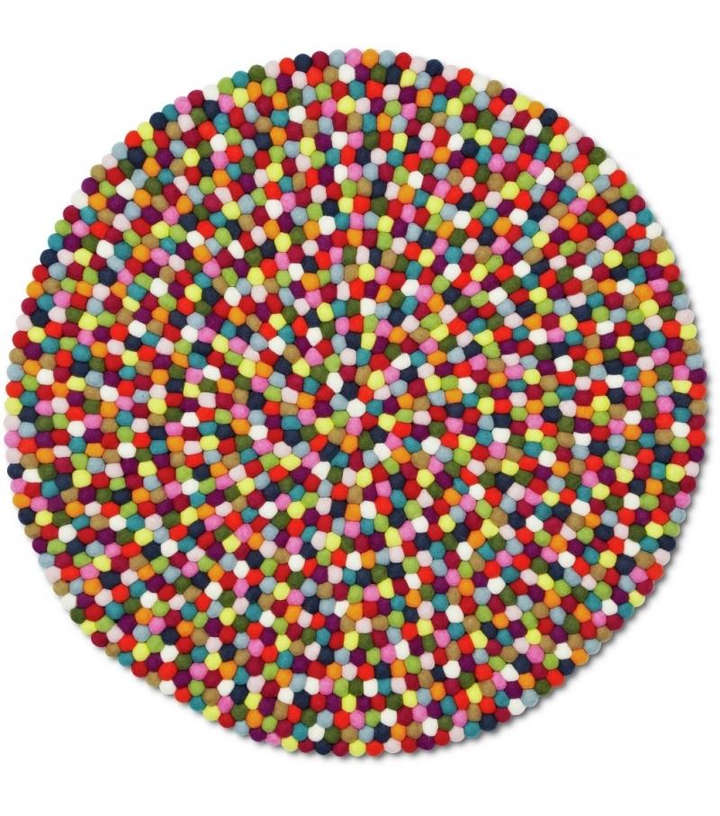 Pinocchio Multicolor Tapis Hay