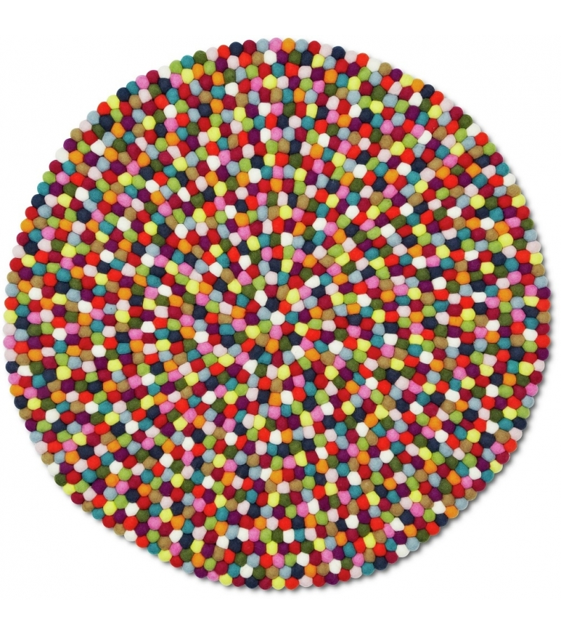 Pinocchio Multicolor Teppich Hay