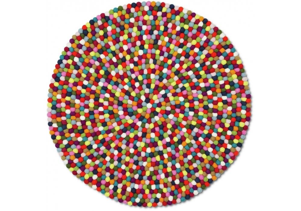 pinocchio multicolor teppich hay milia shop. Black Bedroom Furniture Sets. Home Design Ideas