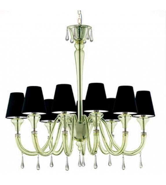 Maryland Barovier&Toso Chandelier