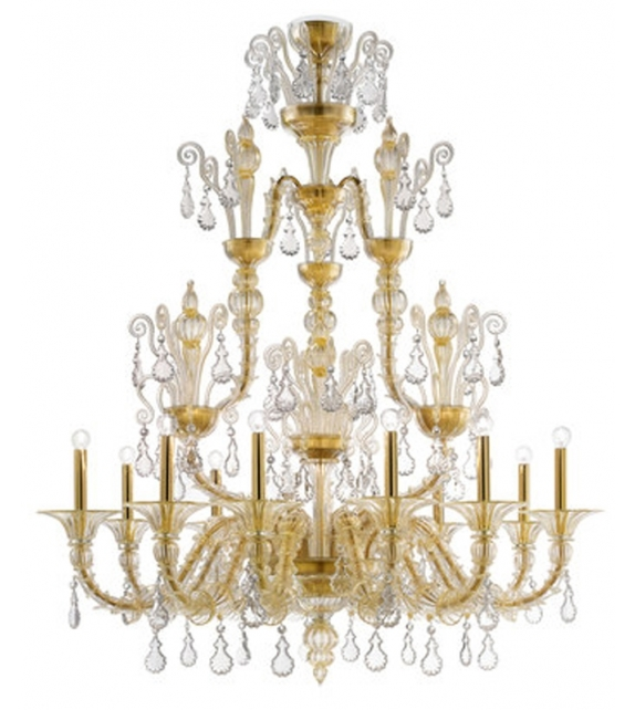 Chandelier Barovier&Toso Taif