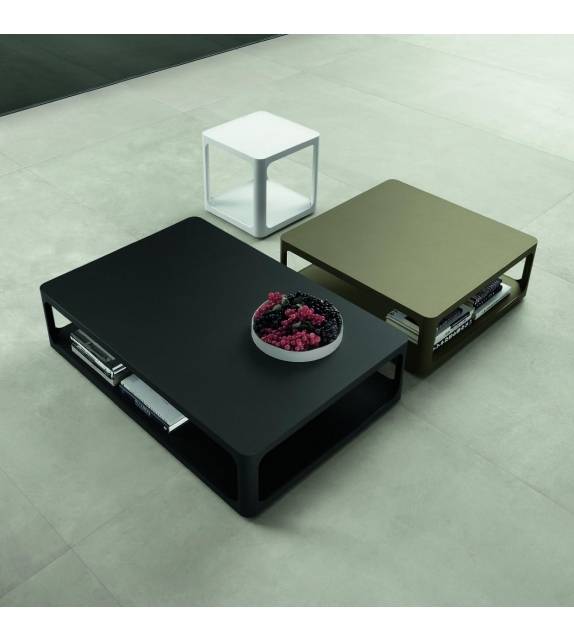 Salontafel Design On Stock.Sixty Coffee Table Rimadesio Milia Shop