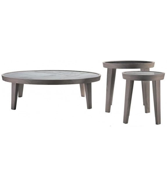 Dida Round Small Table Flexform